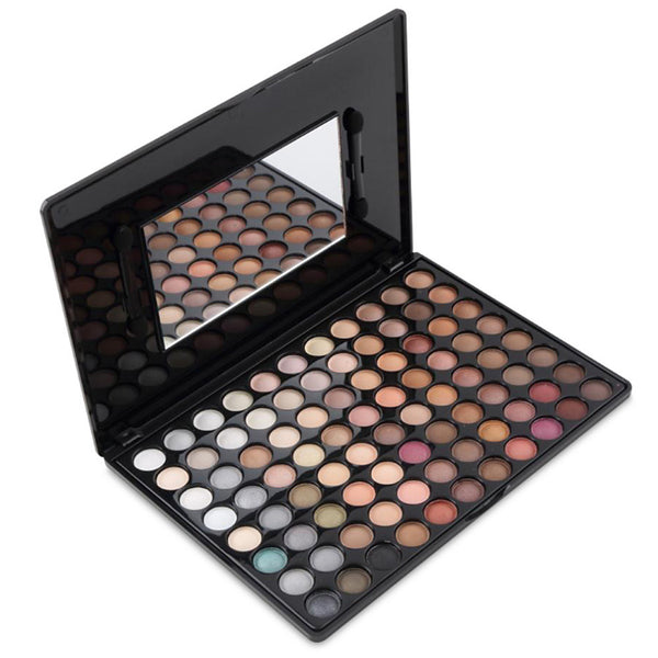 88 Colors Eyeshadow / Eyeshadow Palette / Powders Matte / Shimmer / Glitter Shine / smoky Daily Makeup / Smokey Makeup Cosmetic