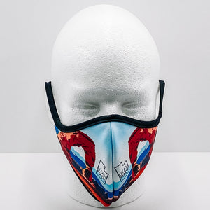 Premier Custom Mask: Utah Arches