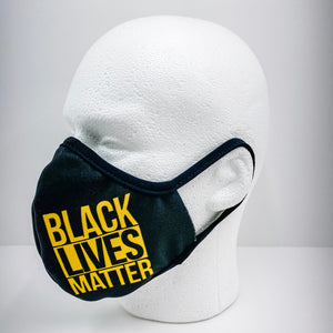 BLM Yellow Solidarity