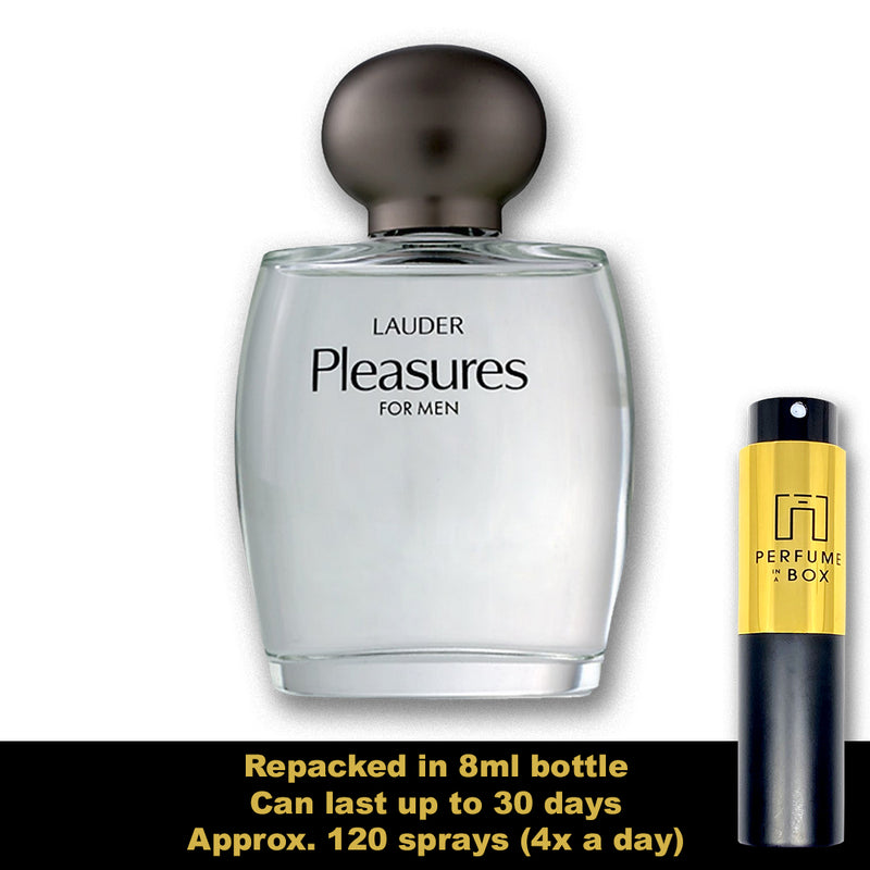 Estee Lauder Pleasures Men 8ml