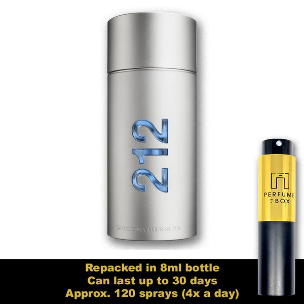 Carolina Herrera 212 Men 8ml