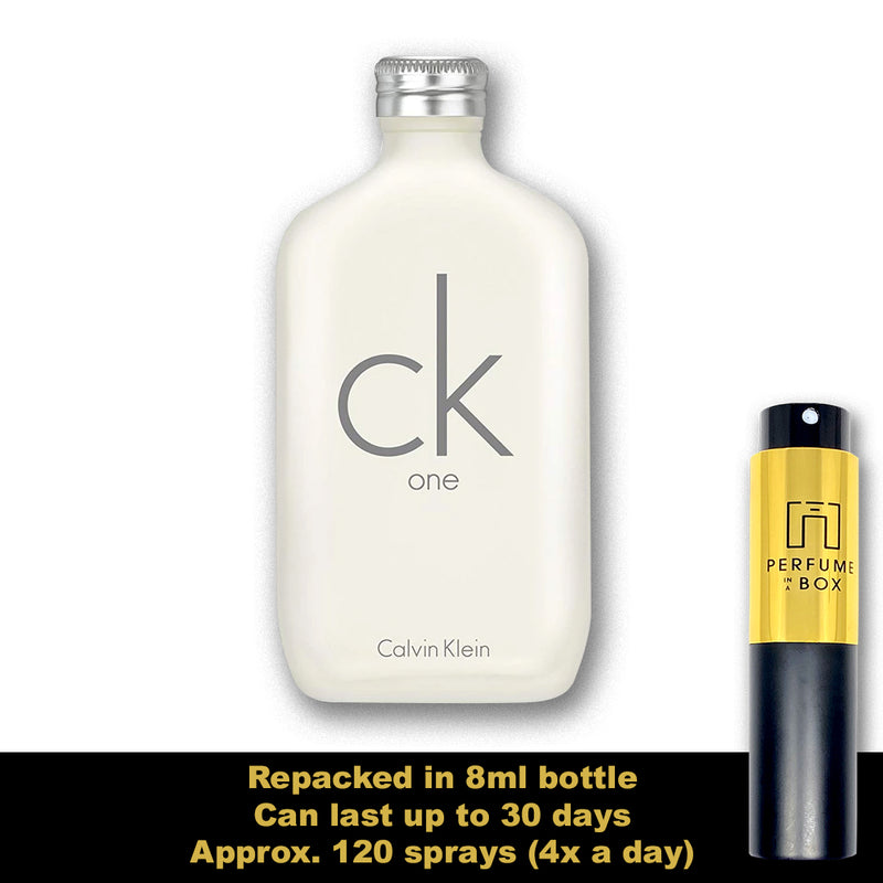 Calvin Klein CK One 8ml