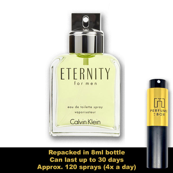 Calvin Klein Eternity Men 8ml