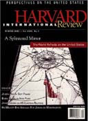Harvard International Review - Print Magazine