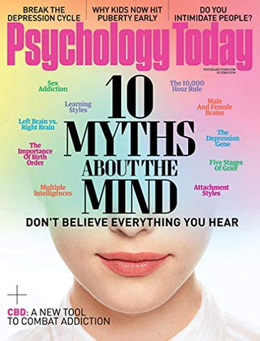 Psychology Today - Print Magazine