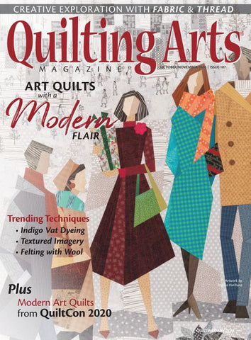 Quilting Arts - Print Magazine