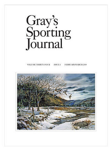 Gray's Sporting Journal - Print Magazine