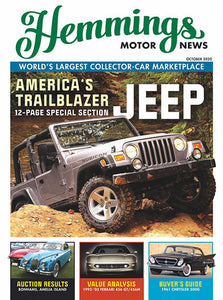 Hemmings Motor News - Print Magazine