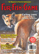 Fur-Fish-Game - Print Magazine