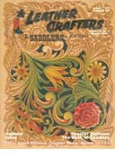 Leather Crafters And Saddle Journal - Print Magazine