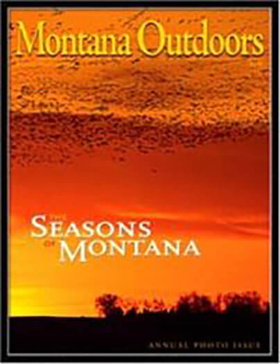 Montana Outdoors - Print Magazine