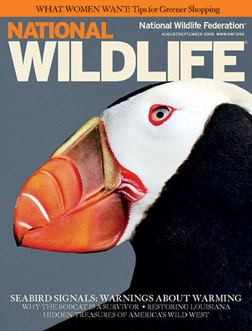 National Wildlife - Print Magazine