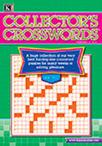 Collector's Crosswords - Print Magazine