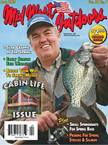 Midwest Outdoors - Print Magazine