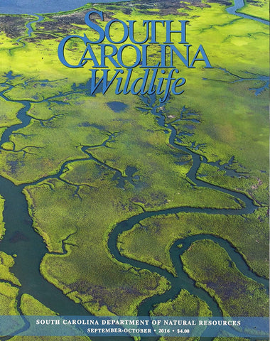 South Carolina Wildlife - Print Magazine