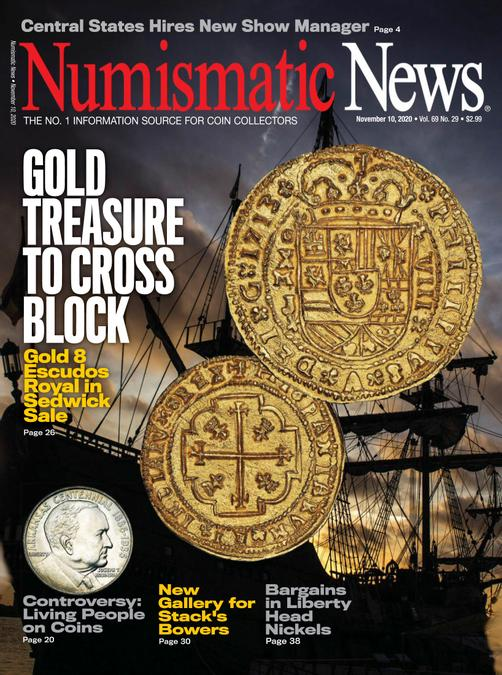 Numismatic News - Print Magazine