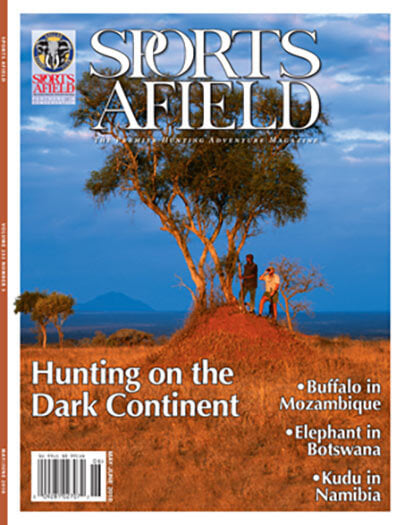 Sports Afield - Print Magazine