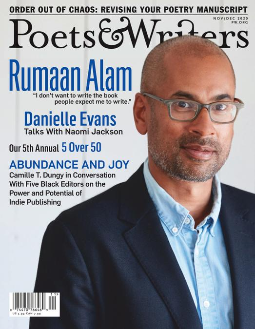 Poets & Writers - Print Magazine