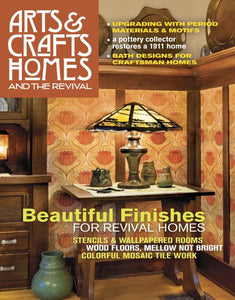Arts & Crafts Homes - Print Magazine