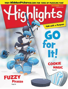 Highlights for Children - Print Magazine