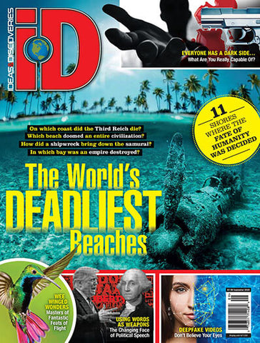 ID (Ideas & Discoveries) - Print Magazine