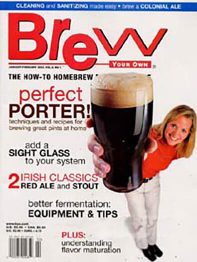Brew Your Own - Print Magazine
