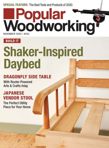 Popular Woodworking - Print Magazine