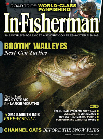 In Fisherman - Print Magazine