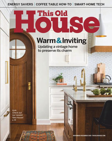 This Old House - Print Magazine
