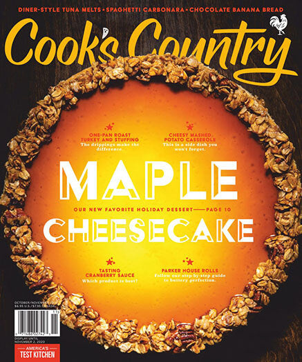 Cook's Country - Print Magazine