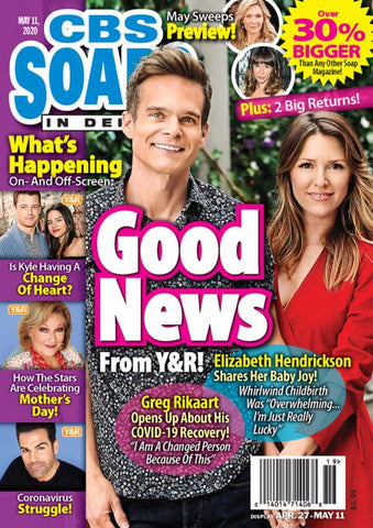 Soaps In Depth - CBS - Print Magazine