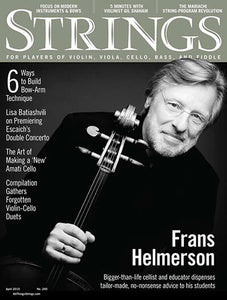 Strings - Print Magazine
