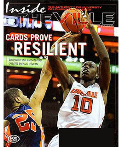Inside The Ville - Print Magazine