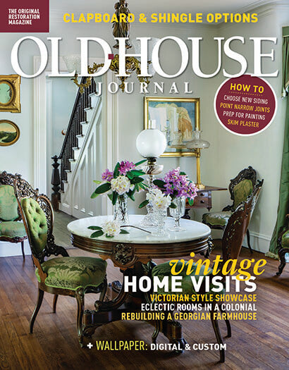 Old House Journal - Print Magazine
