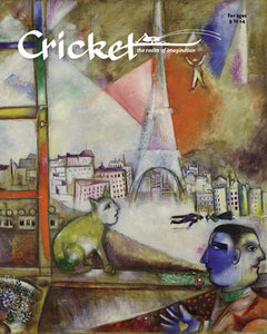 Cricket - Print Magazine