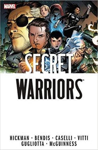 Secret Warriors - Print Magazine