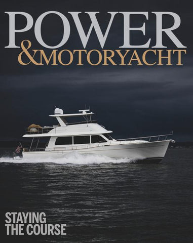 Power & Motor Yacht - Print Magazine