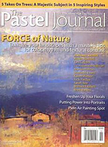 Pastel Journal - Print Magazine