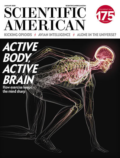 Scientific American - Print Magazine