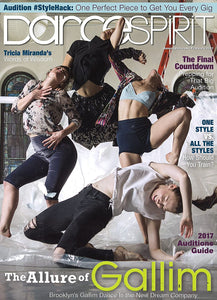 Dance Spirit - Print Magazine