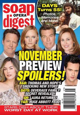 Soap Opera Digest - Print Magazine