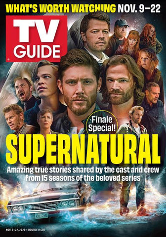 TV Guide - Print Magazine