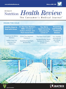 Nutrition Health Review - Print Magazine