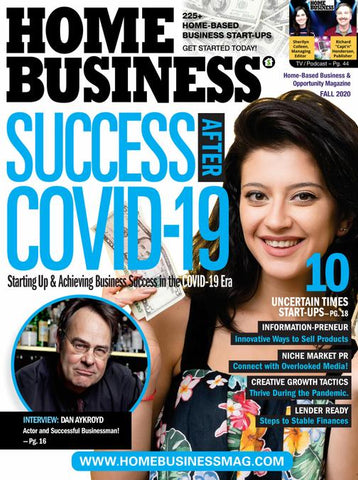 Home Business Magazine - Print Magazine