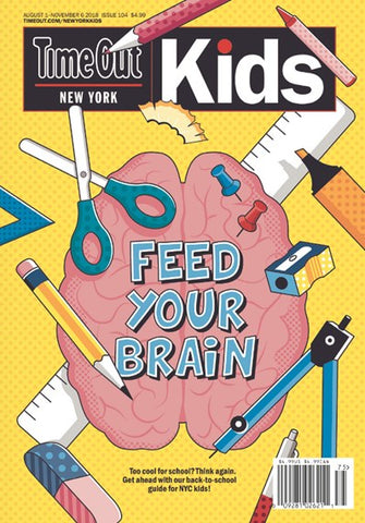 Time Out New York Kids - Print Magazine