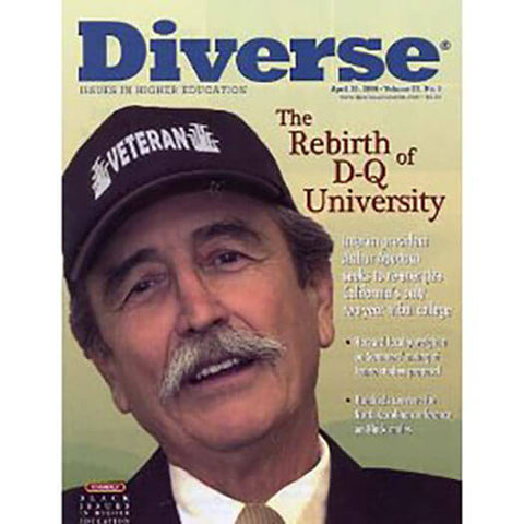 Diverse: Issues in Higher Education - Print Magazine