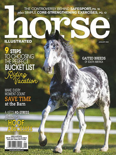 Horse Illustrated - Print Magazine