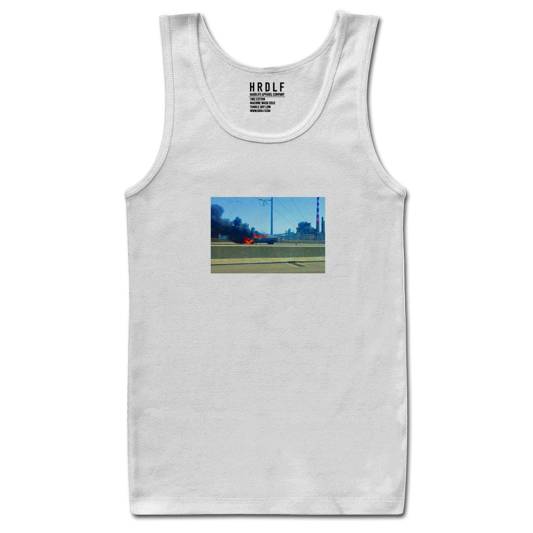 Limited Edition Burner tank / Summer 18