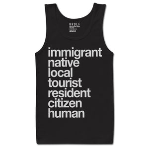 Immigrant tank / Summer 18