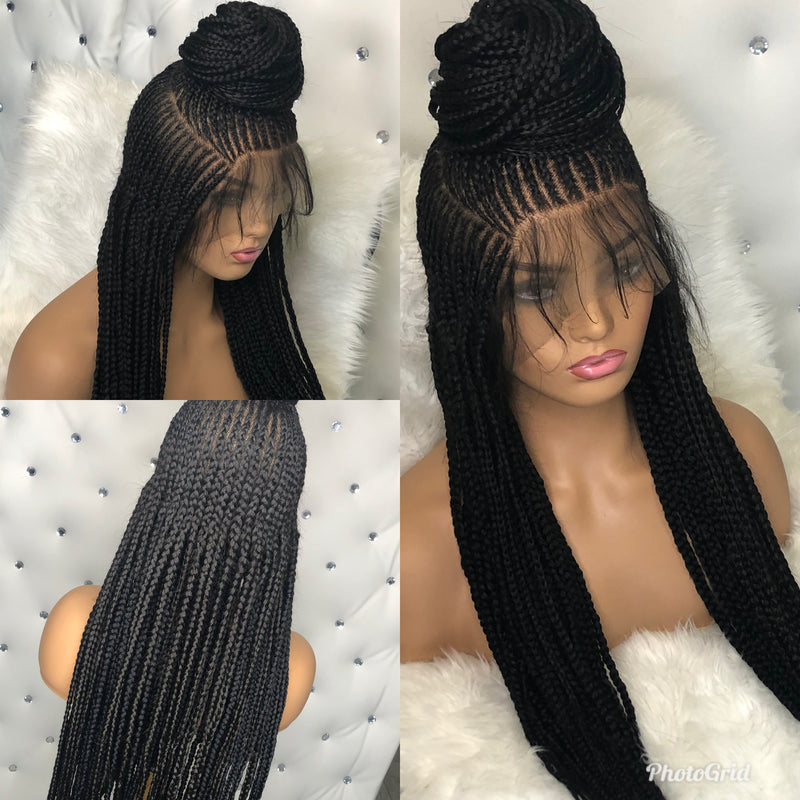 Full Lace  Braids Wig